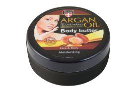 Arganový telové maslo 200 ml