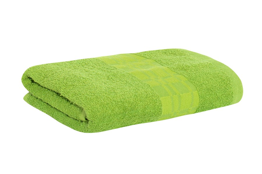 Osuška SAMOS tmavo zelená