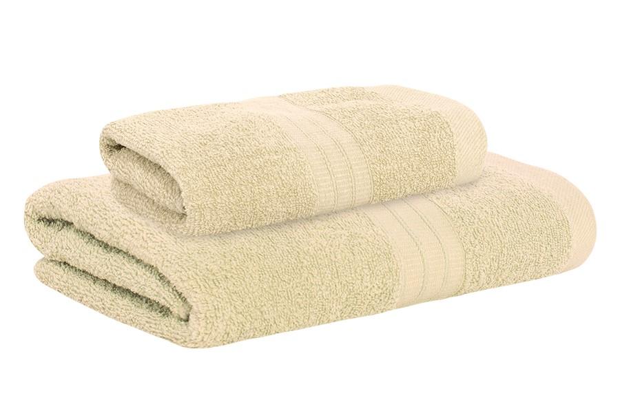 Set uteráka a osušky AMARA béžový