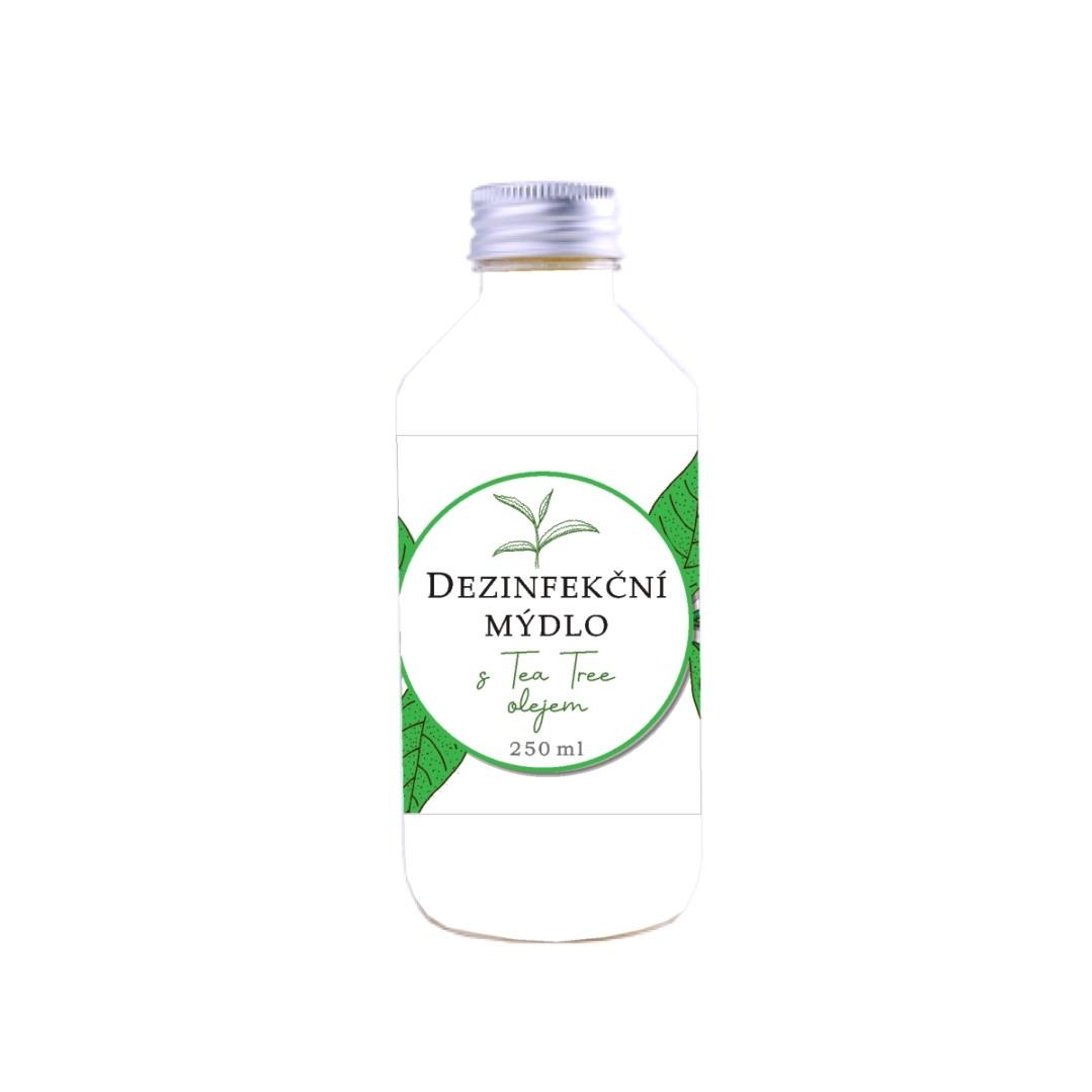 Dezinfekčné mydlo s Tea Tree 250 ml
