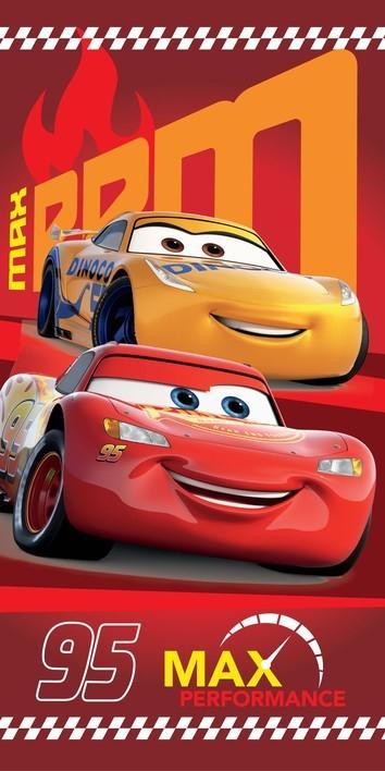Detská osuška CARS 95