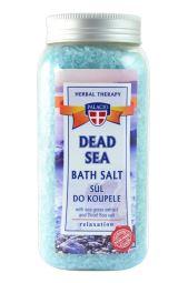 Mŕtve more soľ do kúpeľa 900 g