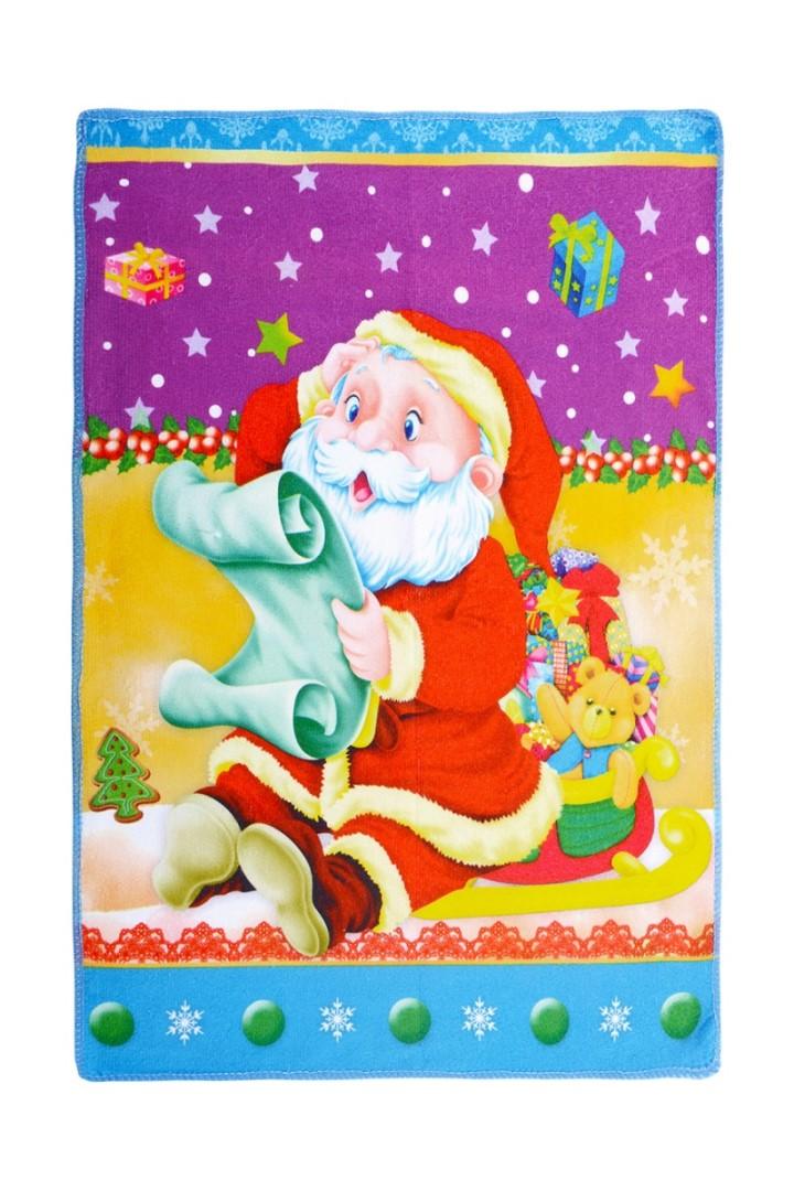 Vianočný uterák SANTA A DOPIS