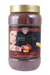 Arganový soľ do kúpeľa 1200 g