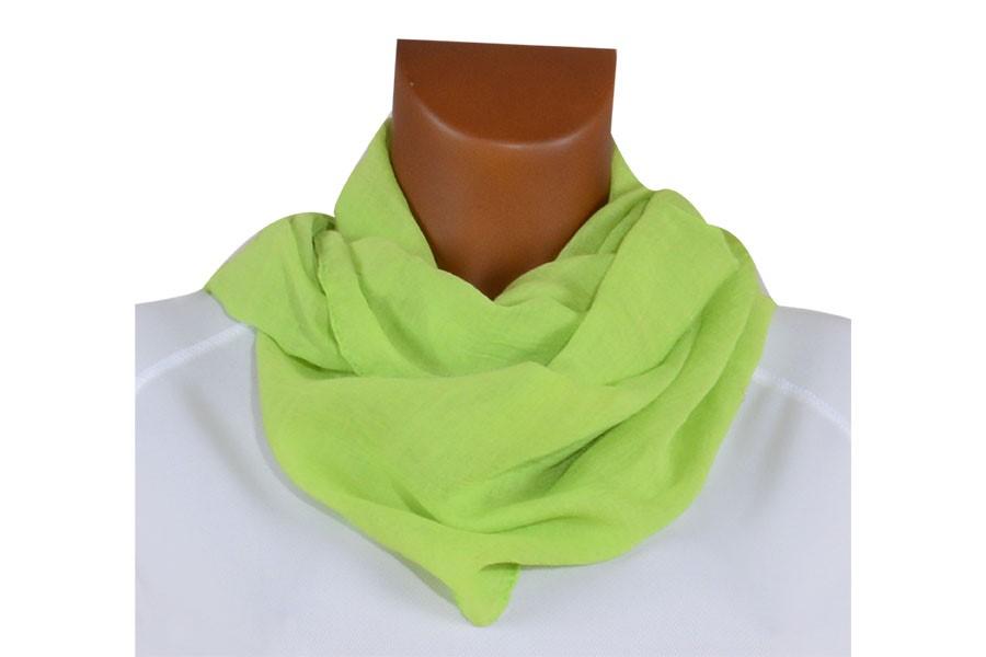 Multifunkčná šatka LOMA zelená