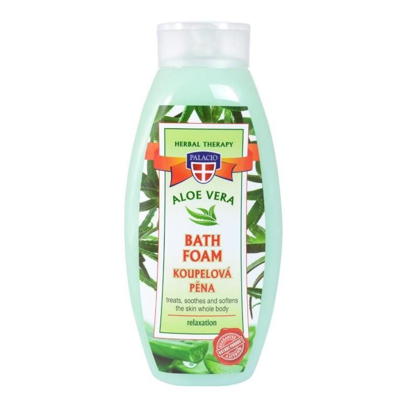 Pena do kúpeľa Aloe vera 500 ml