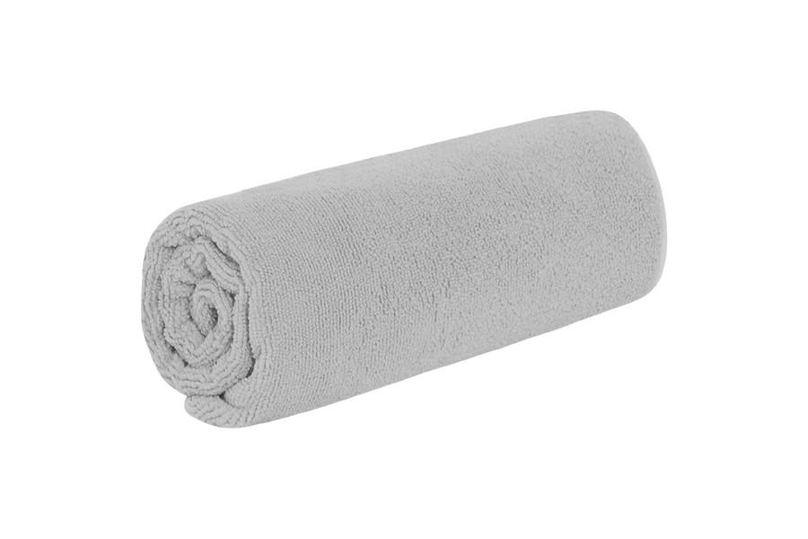 Rýchloschnúci uterák TOP svetlo šedý