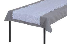Krajkový stredový pás PVC PELA 50x140 cm