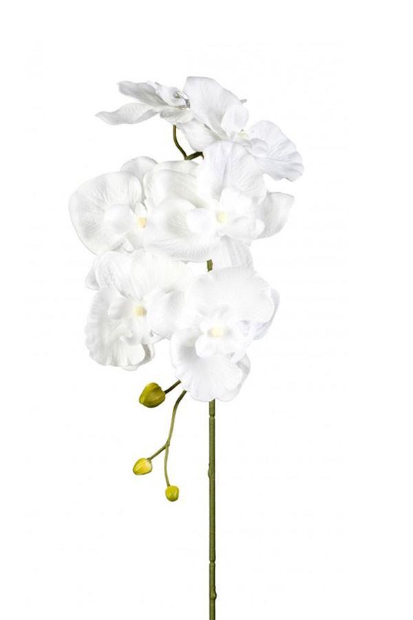 Umelé kvety ORCHIDEJ biela