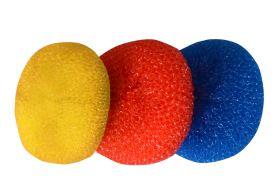 Drôtenky farebné 3 ks
