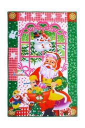 Vianočné uterák SANTA A DARČEKY