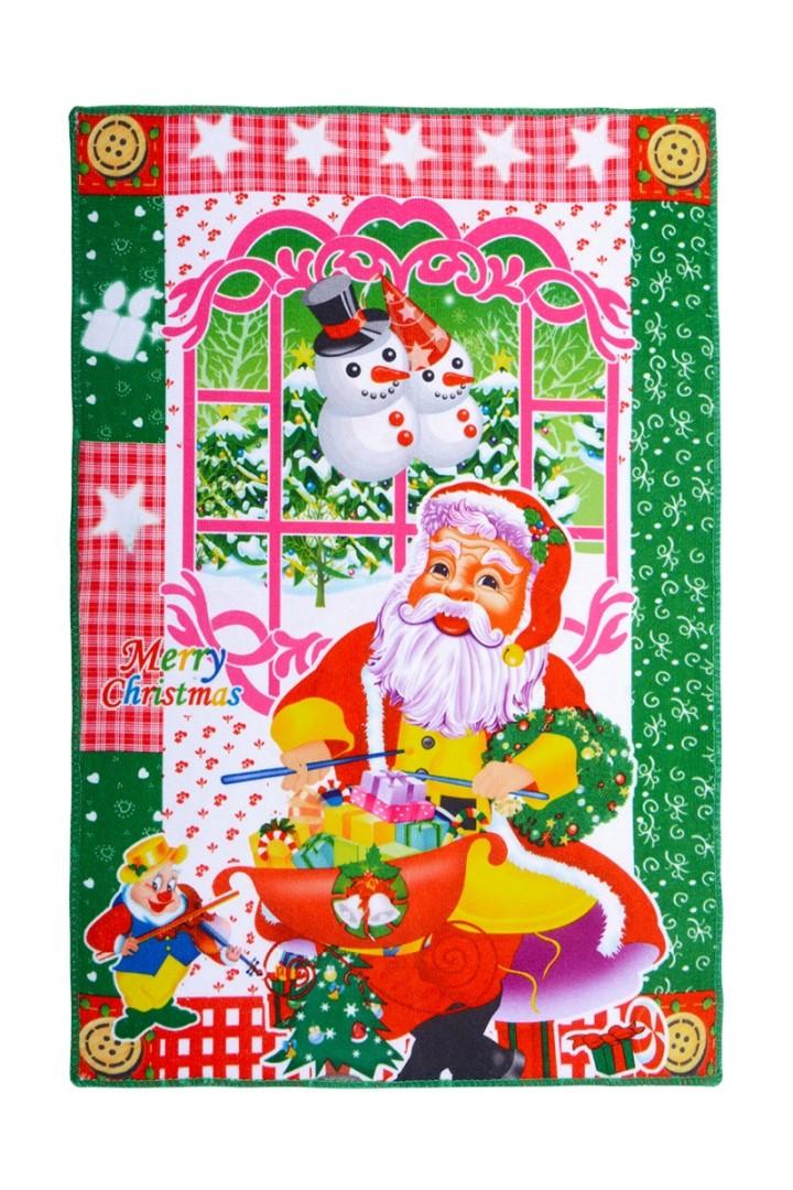 Vianočný uterák SANTA A DARČEKY