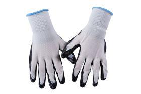 Pracovné rukavice ČIERNE L