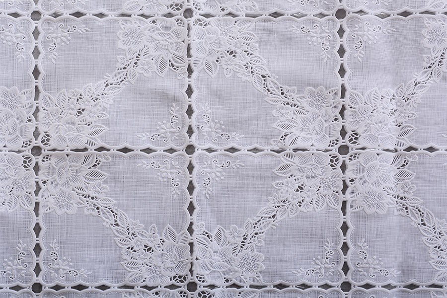 Krajkový obrus PVC ALTA 120x140 cm
