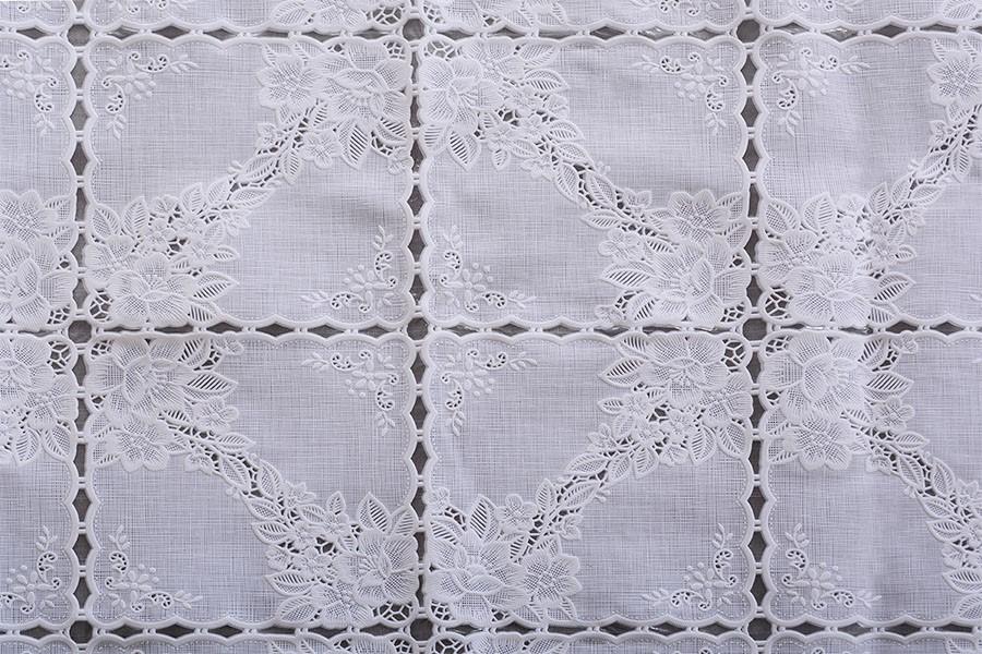 Krajkový obrus PVC ALTA 140x180 cm