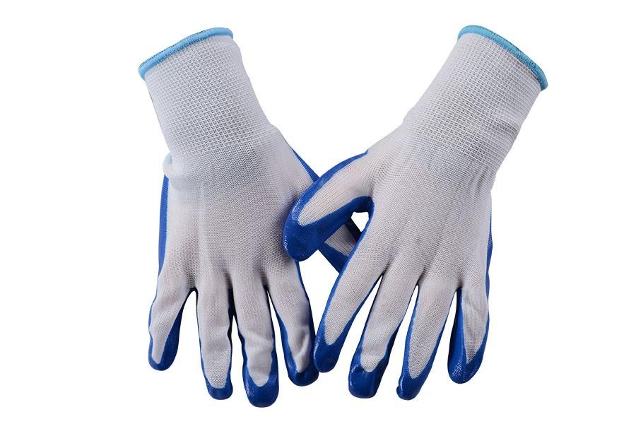 Pracovné rukavice MODRÉ