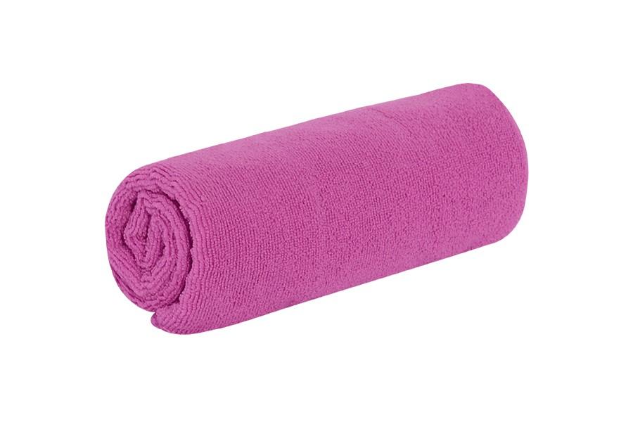 Rýchloschnúci uterák TOP fialový