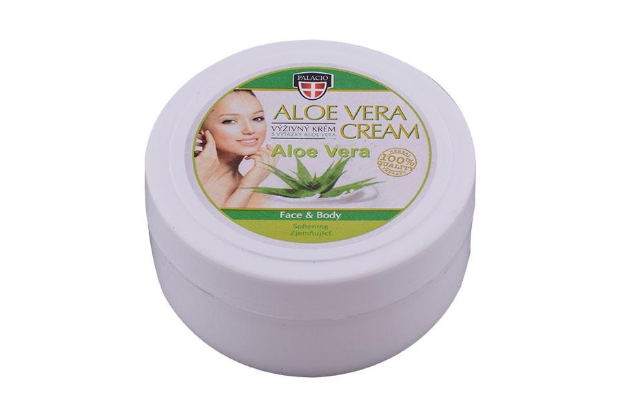 Aloe Vera pleťový a telový krém 200 ml