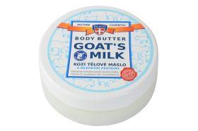 Kozie mlieko telové maslo 200 ml