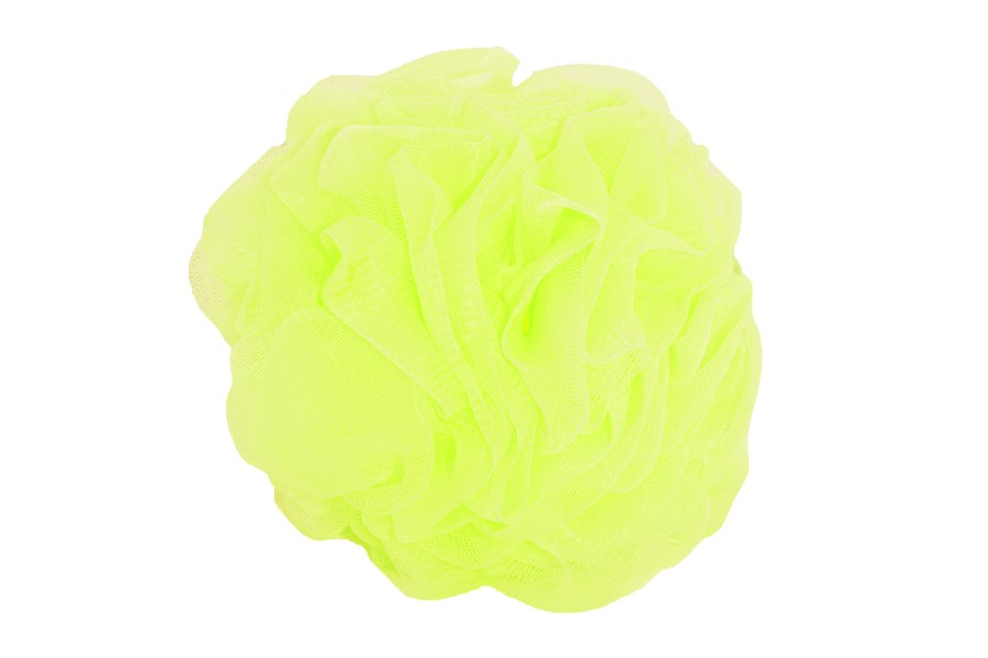 Masážna žinka DELUXE žltá