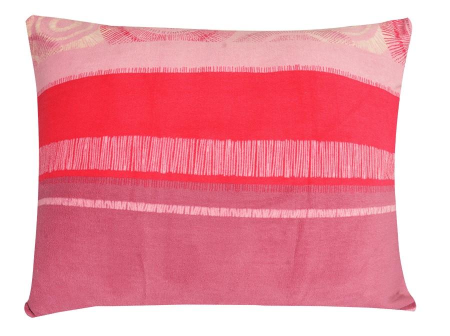 Obliečka na vankúš mikroplyš 70x90 cm TOLEDO fialová