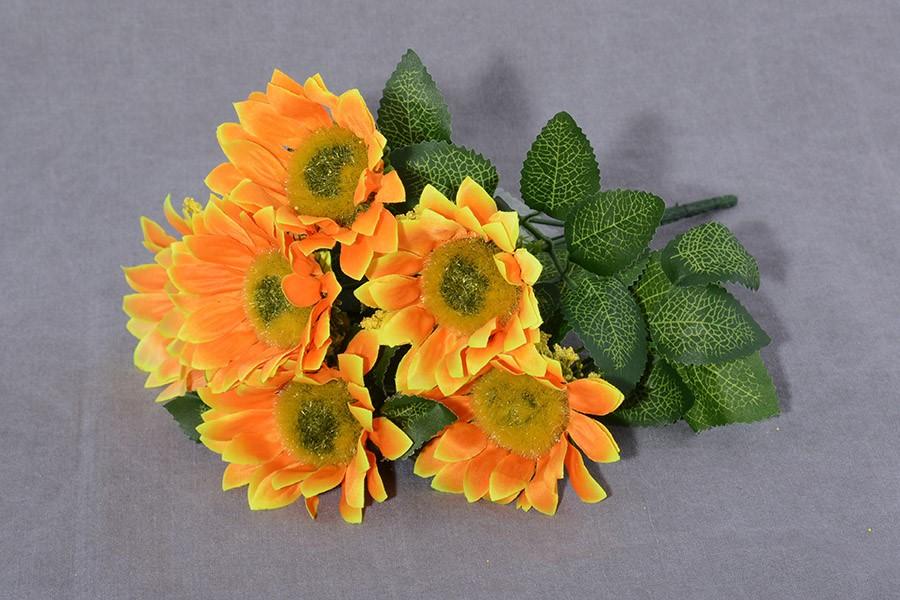 Zväzok umelých kvetín SLNEČNICA malá