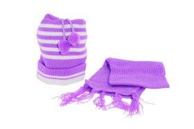 Detský set EMA fialový