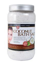 Kokosová soľ do kúpeľa 1200 g