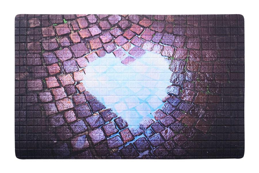 Rohožka FOTONA srdce