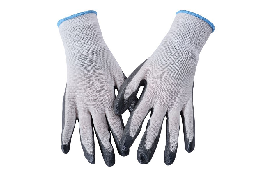 Pracovné rukavice ŠEDÉ