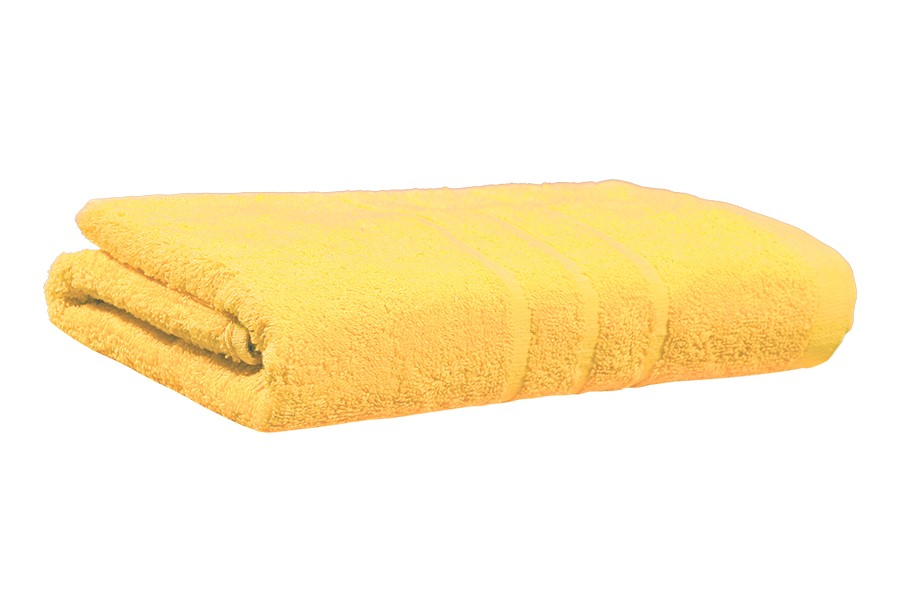 Osuška KOMA žltá